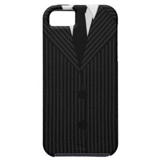 iPhone 5 del juego y del lazo de la tela a rayas o Funda Para iPhone SE/5/5s