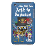 Iphone 5 del juez Case-Mate iPod touch carcasa