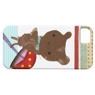 iPhone 5 del oso de peluche - caso Funda Para iPhone 5 Barely There