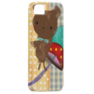 iPhone 5 del oso de peluche - caso iPhone 5 Carcasa