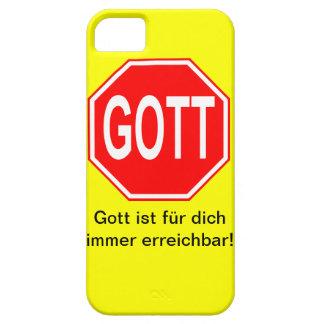 iPhone 5 - Dios - dios es para él siempre…. iPhone 5 Fundas