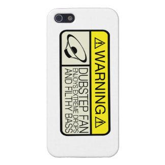 Iphone 5 Dubstep Warning Case