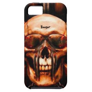 Iphone 5 duro - Metalhead mega Funda Para iPhone SE/5/5s