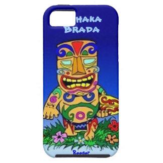 Iphone 5 duro - tipo de Shaka Brada Tiki iPhone 5 Fundas