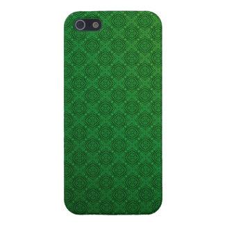 IPhone 5 Emerald green case