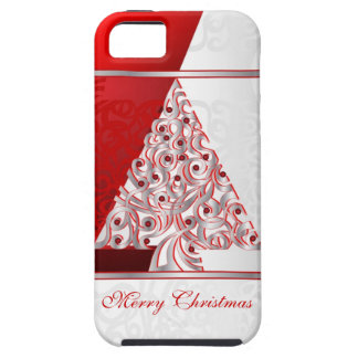 iPhone 5 Felices Navidad del caso iPhone 5 Carcasas