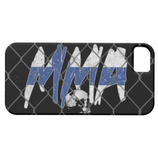 iPhone 5 Finland MMA Black iPhone 5 Cover