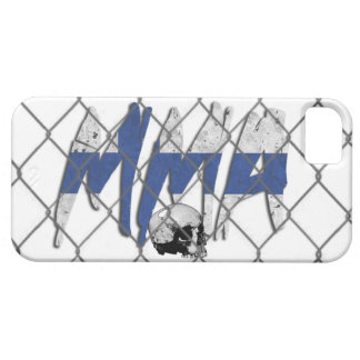 iPhone 5 Finland MMA White iPhone 5 Cover