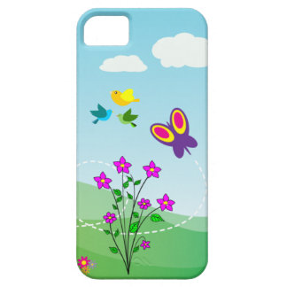 Iphone 5 Flight of the Butterfly iPhone SE/5/5s Case