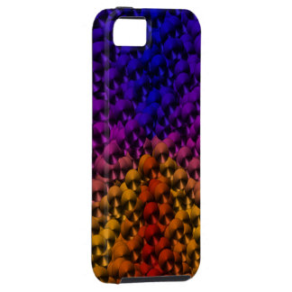iPhone 5 Flying Saucers iPhone SE/5/5s Case