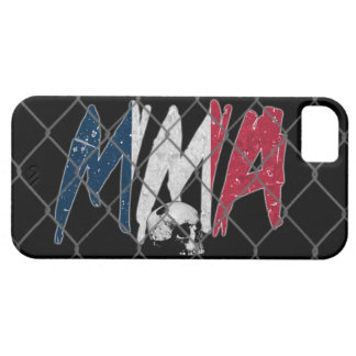 iPhone 5 France MMA Black iPhone 5 Case