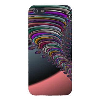 "iPhone 5 funda fractal ""tornado """