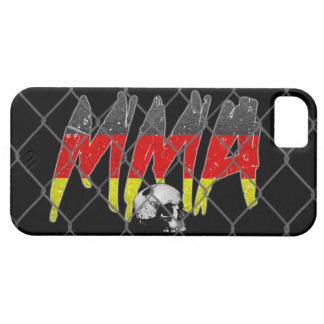 iPhone 5 Germany MMA Black iPhone 5 Case
