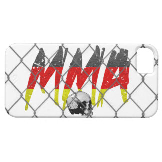 iPhone 5 Germany MMA White iPhone 5 Case