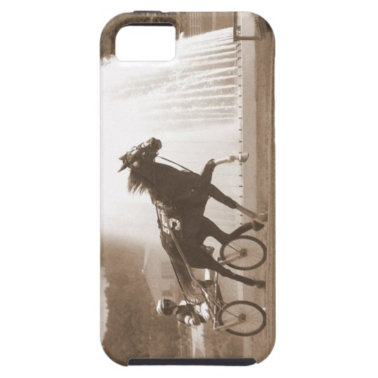 iPhone 5 Harness Racing Trotter Horse Case