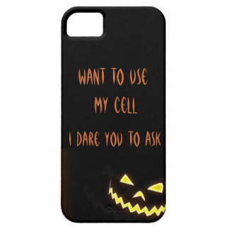 iPhone 5 hell halloween iPhone SE/5/5s Case