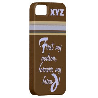 iphone 5 His Initials - Godson iPhone SE/5/5s Case