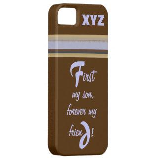 iphone 5 His Initials-Son iPhone SE/5/5s Case