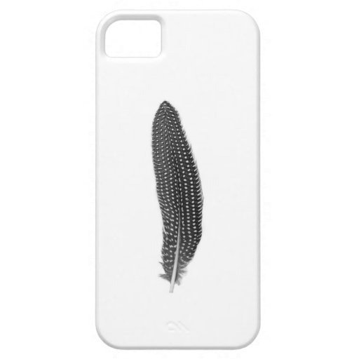 Iphone 5 Hoesje Parelhoen Veer iPhone 5 Carcasa