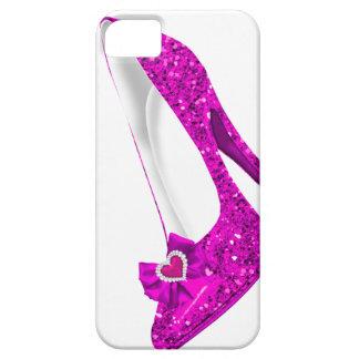 iPhone 5 Hot Pink High Heel Shoe iPhone 5 Cover