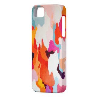 Iphone 5 Hülle Case ARt abstrakt bunt farbig army