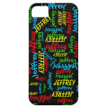 iPhone 5, iPhone 5S Case, Repeating Names iPhone 5 Cases