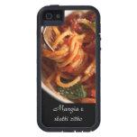 iPhone 5 Italian Mangia e statti zitto  Pasta case iPhone 5 Case