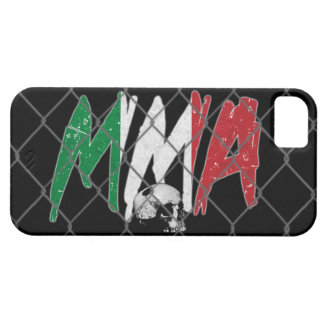 iPhone 5 Italy MMA Black iPhone SE/5/5s Case