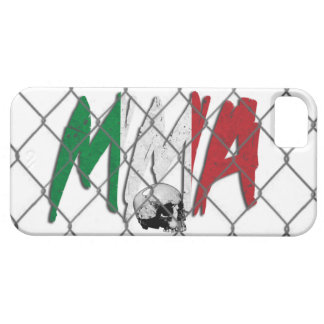iPhone 5 Italy MMA White iPhone 5 Cover