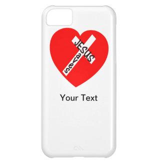 iPhone 5 - Jesús ahorra - su texto - la plantilla