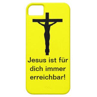 iPhone 5 - Jesús - jesús es para él siempre…. Funda Para iPhone 5 Barely There