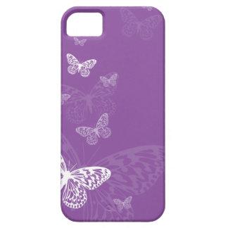 IPHONE 5:: mariposas 7 iPhone 5 Funda
