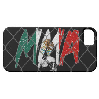 iPhone 5 Mexico MMA Black iPhone 5 Case