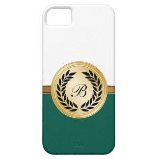 iPhone 5 Monogram Case iPhone 5 Case