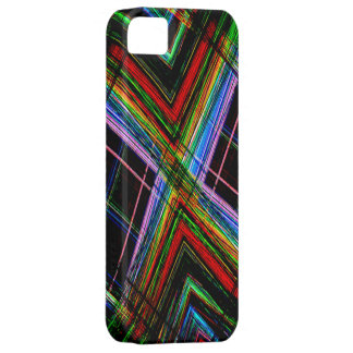 iphone 5 multicolored case