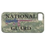 iPhone 5 National Guard Green Camo iPhone 5 Case