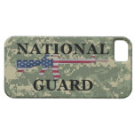 iPhone 5 National Guard Green Camo iPhone 5 Cases