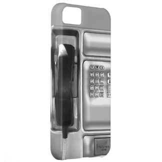 iPhone 5 Pay Phone Case