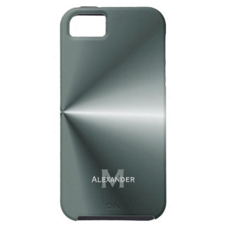iPhone 5 Personalized Metal Look Case iPhone 5 Covers
