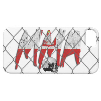 iPhone 5 Poland MMA White iPhone 5 Covers
