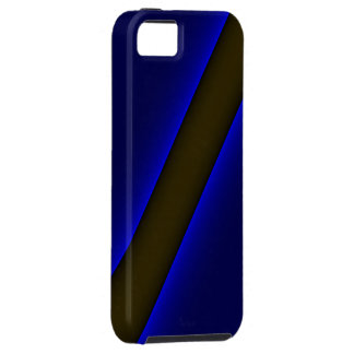 iPhone 5 Police Thin Blue Line iPhone 5 Cases