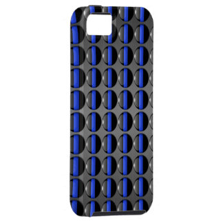 iPhone 5 Police Thin Blue Line iPhone 5 Cover