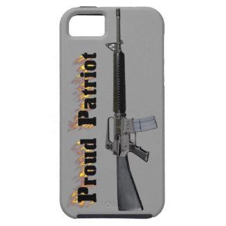 iPhone 5 Proud Patriot AR 15 Case iPhone 5 Case
