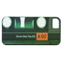 Iphone 5 retro 190 cassette case