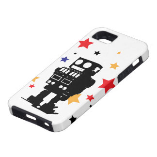 iphone 5 Robot iPhone 5 Covers