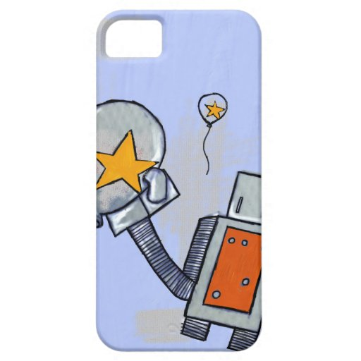 Iphone 5 Robot Case iPhone 5 Cases