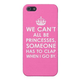 iPhone 5 rosas fuertes no podemos todos ser iPhone 5 Funda