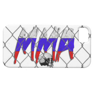 iPhone 5 Russia MMA White iPhone 5 Cases