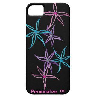 iphone 5/S CaseART by GABYforJULIE- flexible plast iPhone SE/5/5s Case