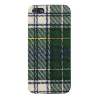 iPhone 5 Savvy Campbell Dress Modern Tartan Print iPhone SE/5/5s Cover